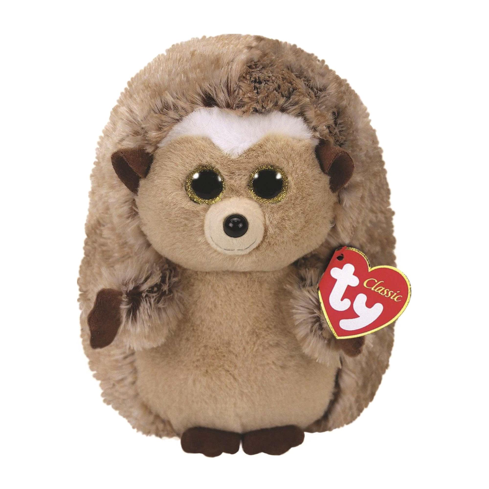 Фото - Мягкая игрушка TY Ёжик Ида 15 см мягкая игрушка лесята ёжик игоша в свитере 15 см
