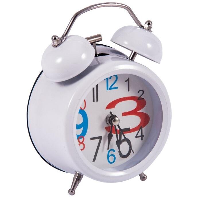Часы будильник Русские подарки 7х11см