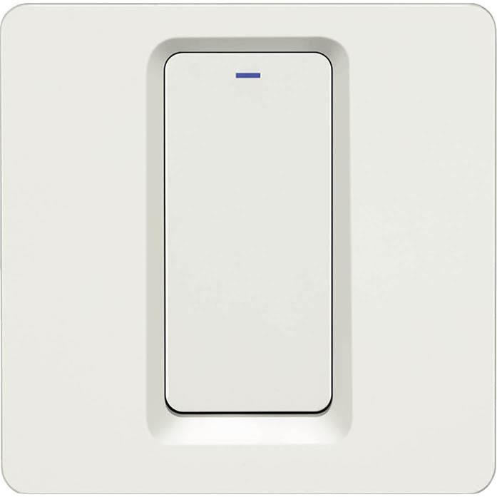 Фото - Умный встраиваемый Wi-Fi выключатель Hiper IoT Switch B01 умный wi fi модуль выключатель hiper iot switch m02 белый hdy sm02