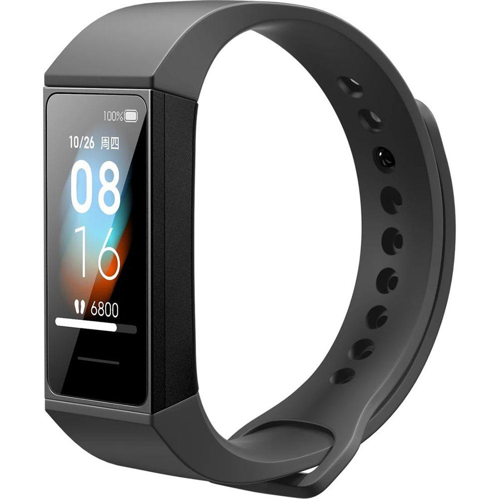 Фото - Фитнес-браслет Xiaomi Mi Smart Band 4C черный фитнес браслет jet sport ft 8ch черный