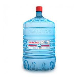 Вода питьевая Волна Байкала негазированная 18,9 л