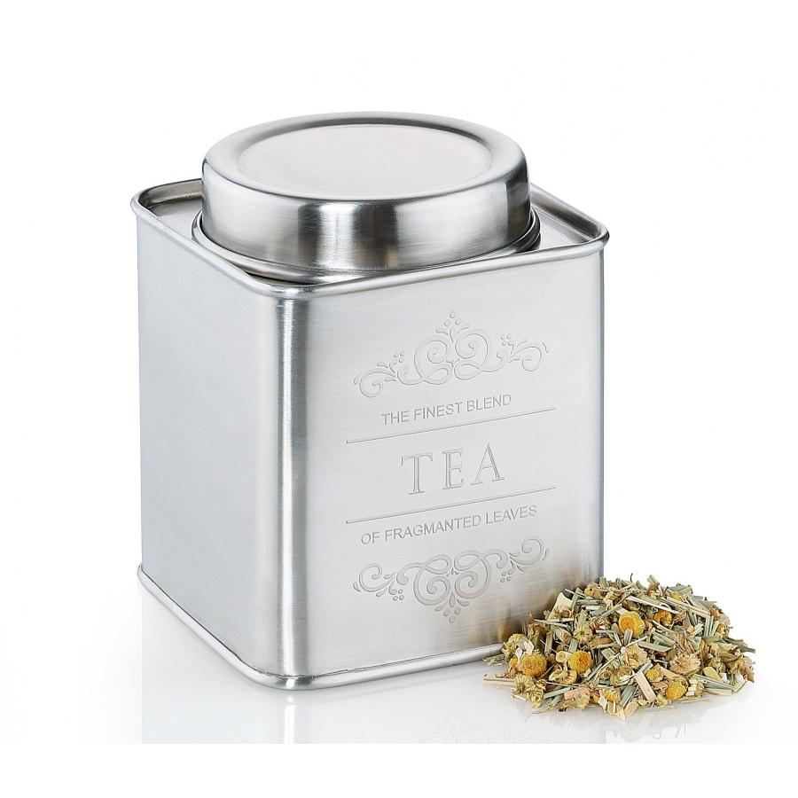 Банка для хранения чая Zassenhaus 10х10х12 см