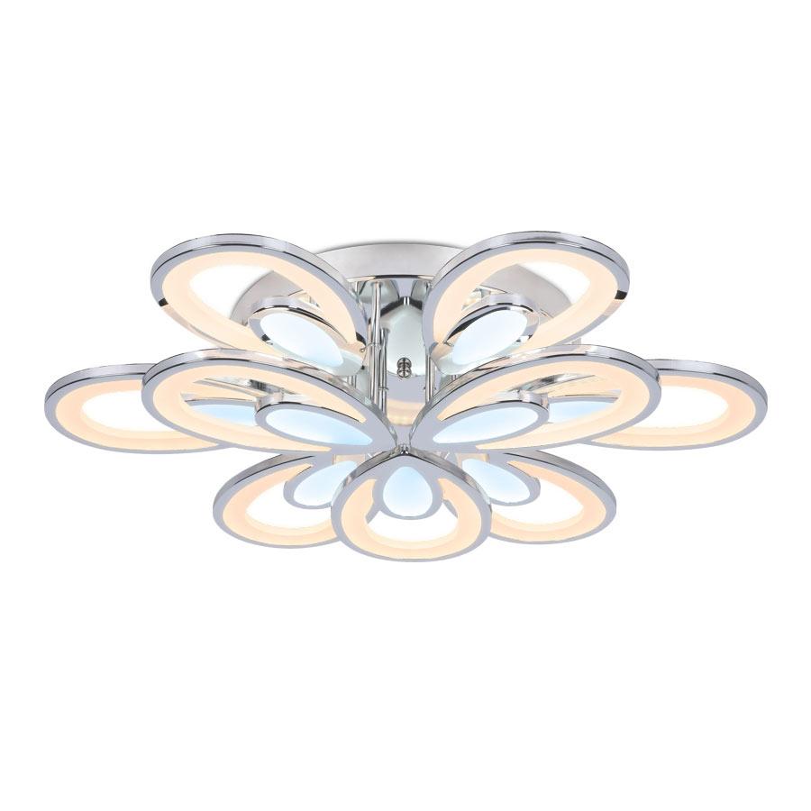 Светильник потолочный Ambrella light fa471/6+3 198w пду