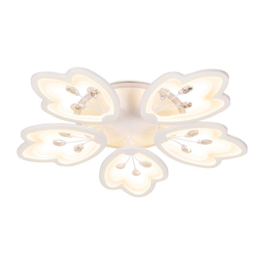 Светильник потолочный Ambrella light fa510/5 140w+28w пду