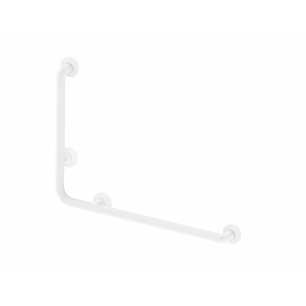 Поручень для ванной Primanova белый 78х8х55 см стул для ванной primanova белый25х29х45 см