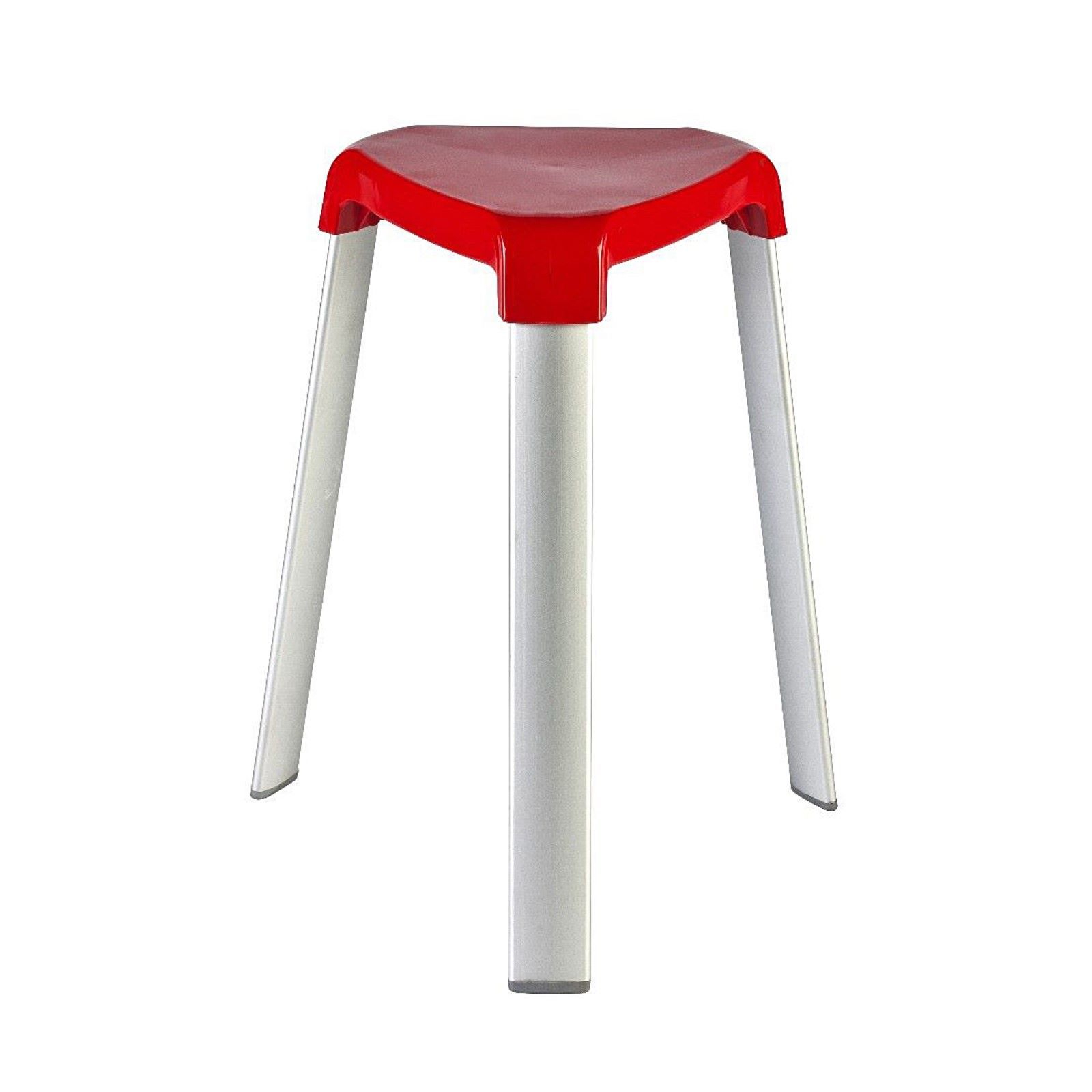 Стул для ванной Primanova красный 25х29х45 см стул для ванной primanova белый25х29х45 см