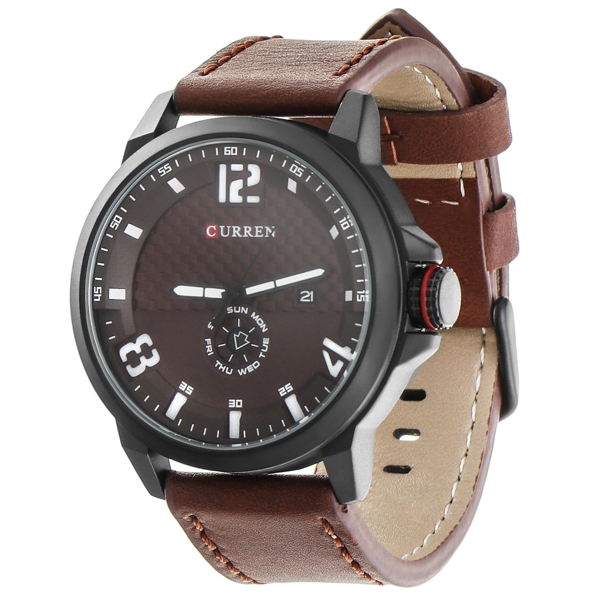 Часы наручные Curren KREB340128 часы наручные shiyi watch ochstin agsd791928