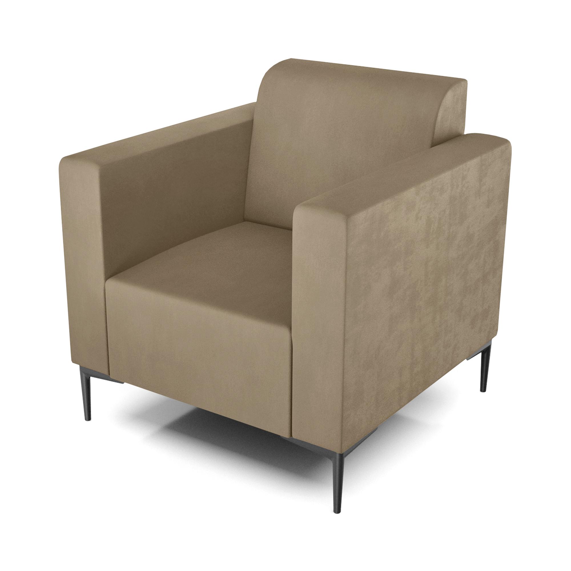 Кресло AS Тиффани 79x78x73 см шоколадный кресло as тиффани 79x78x73 см коричневый