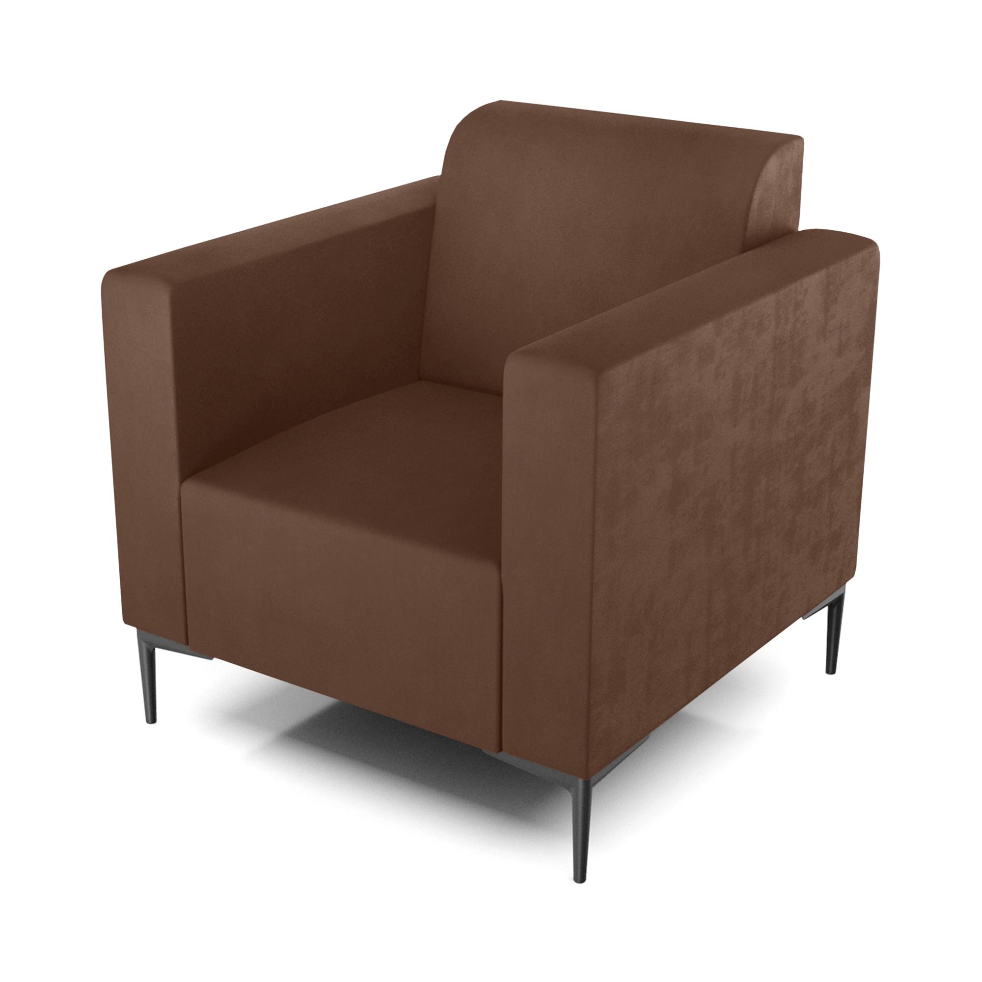 Кресло AS Тиффани 79x78x73 см какао кресло as тиффани 79x78x73 см коричневый