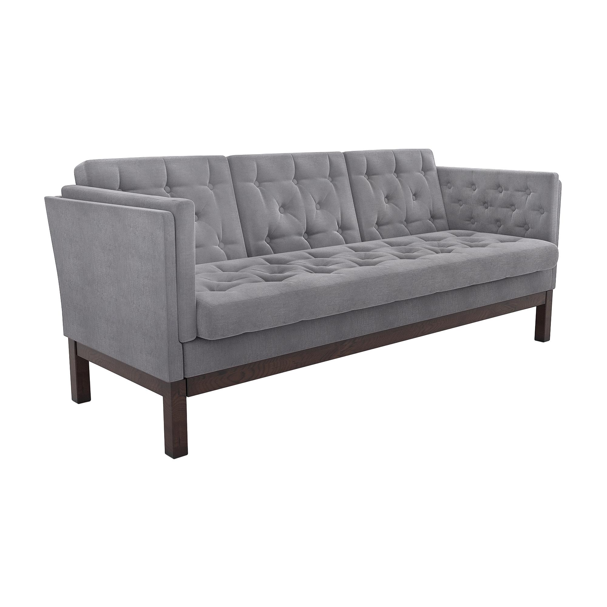 Фото - Диван AS Алана б 193x82x83 венге/грей диван as алана б 193x82x83 венге бейдж