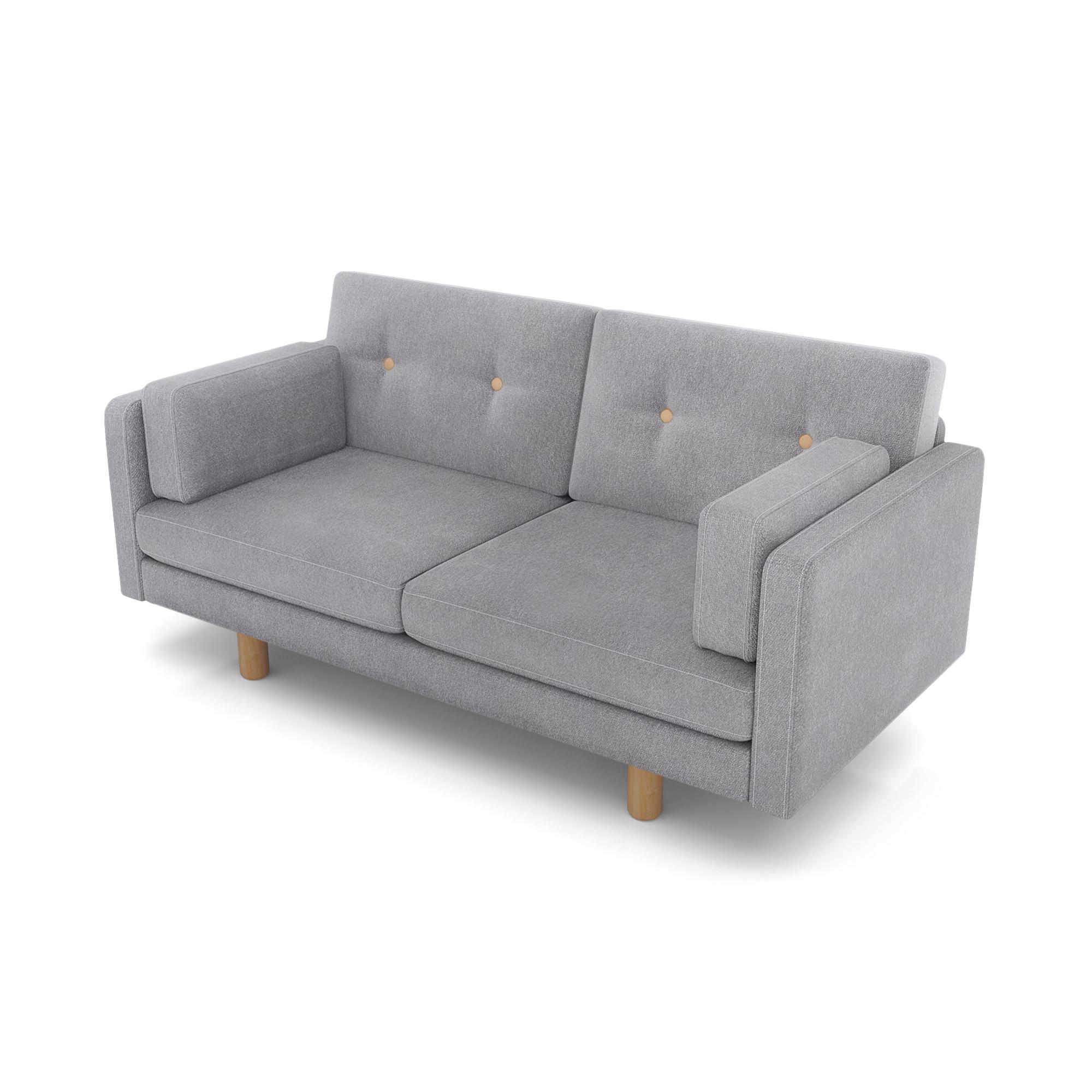 Фото - Диван AS Изабелла м 167x80x83 грей диван as изабелла м 167x80x83 синий