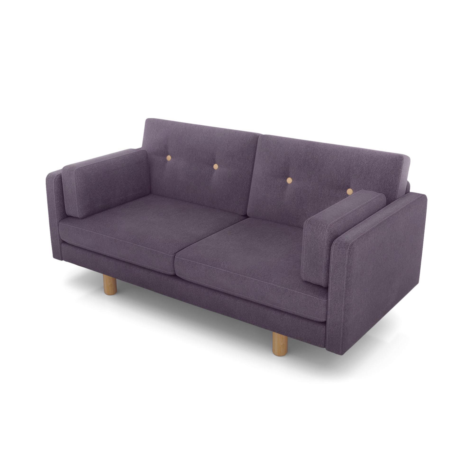 Фото - Диван AS Изабелла м 167x80x83 плум диван as изабелла м 167x80x83 синий
