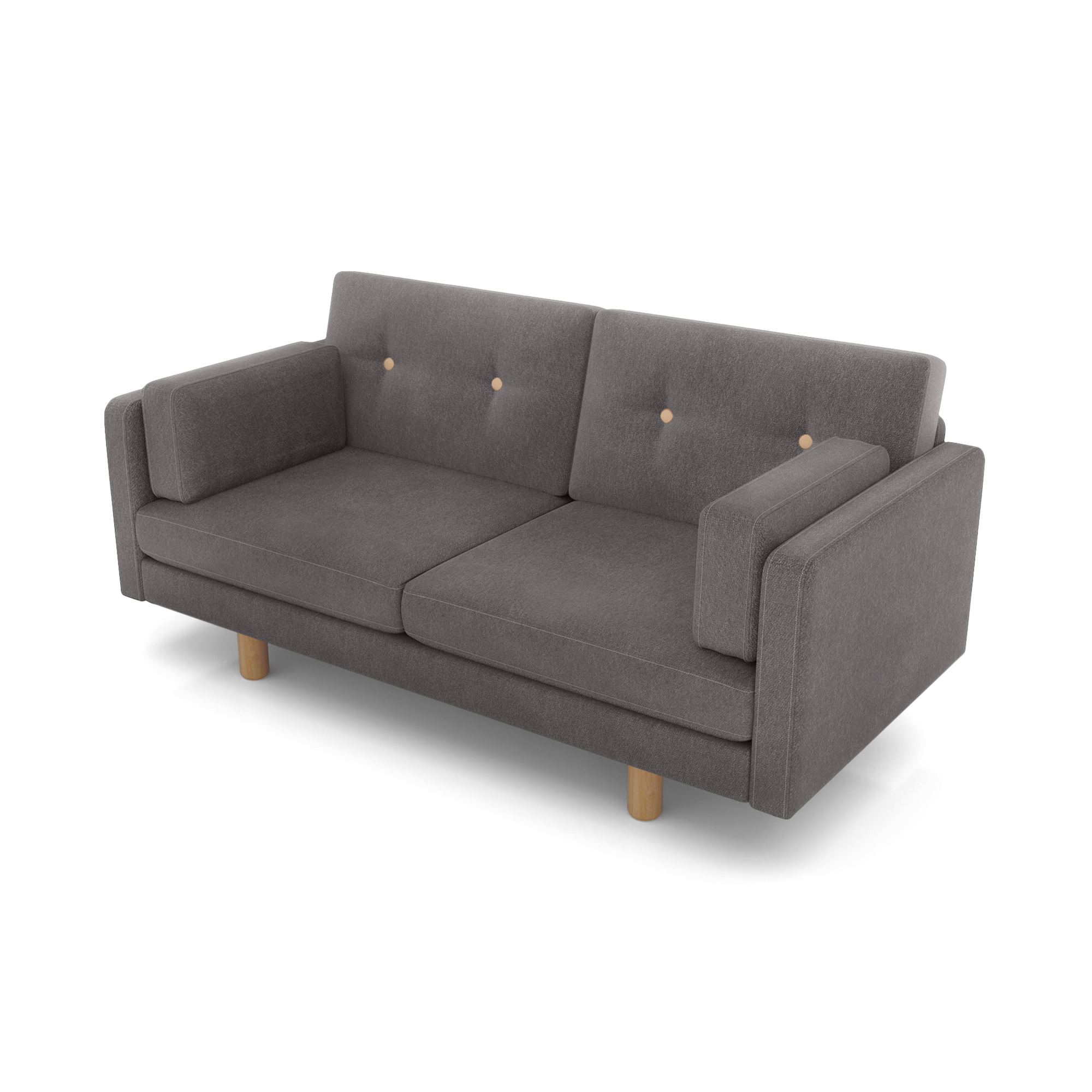 Фото - Диван AS Изабелла м 167x80x83 графит диван as изабелла м 167x80x83 синий