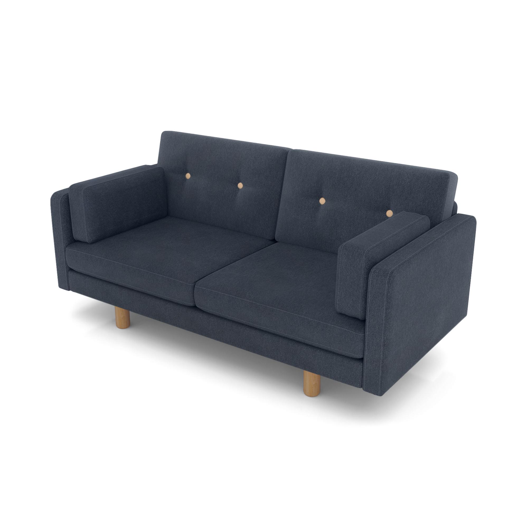 Фото - Диван AS Изабелла м 167x80x83 антрацит диван as изабелла м 167x80x83 синий