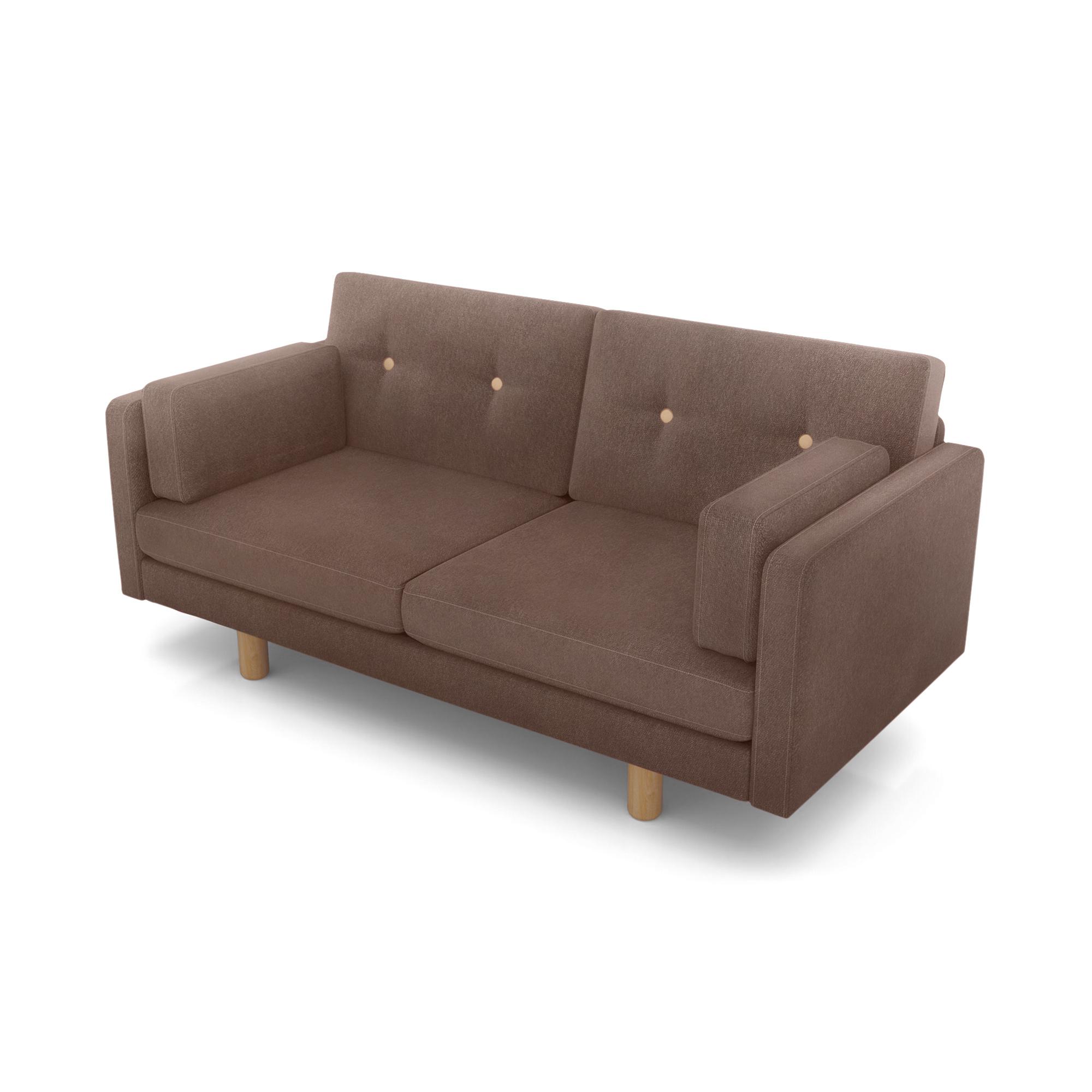 Фото - Диван AS Изабелла м 167x80x83 чоколейт диван as изабелла м 167x80x83 синий