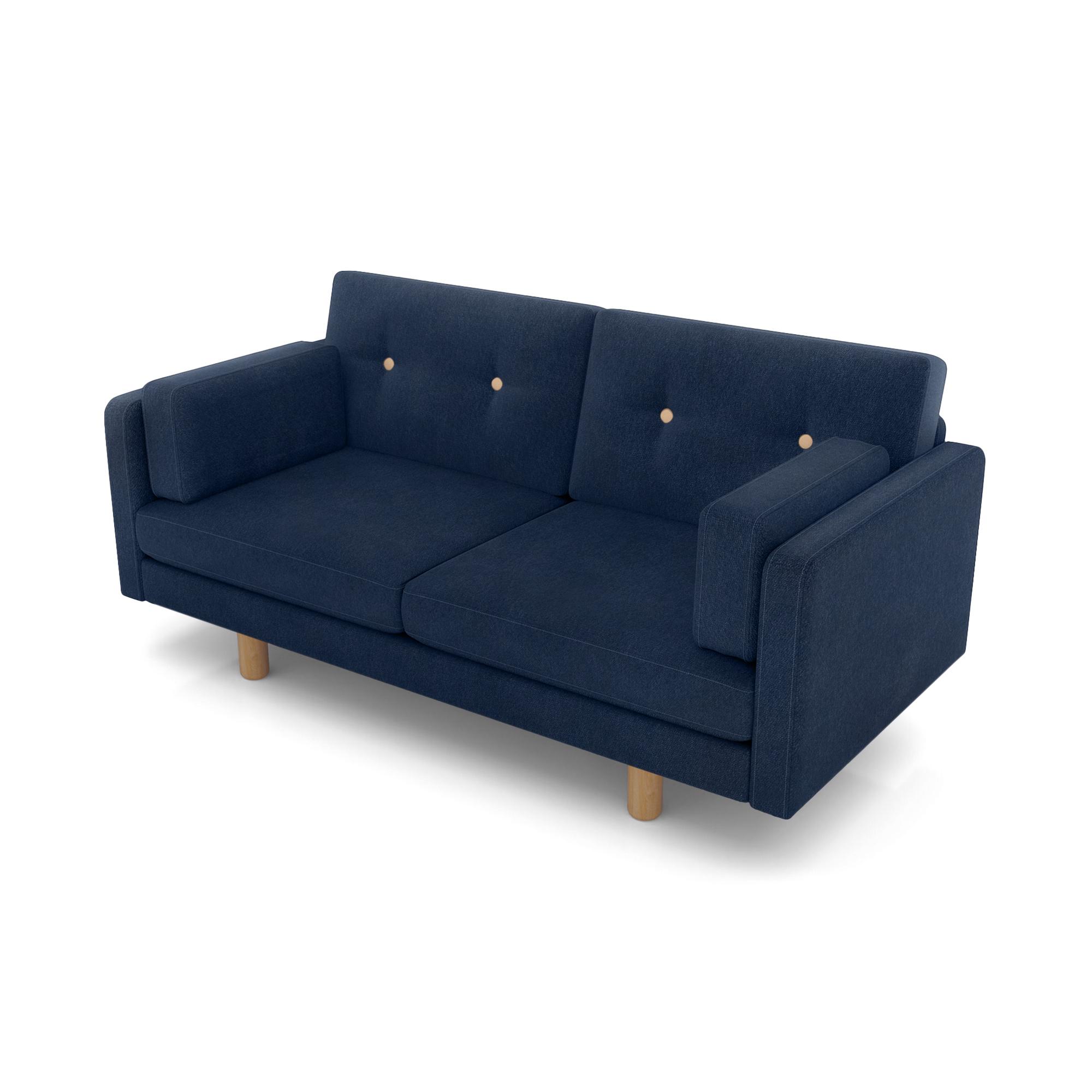 Фото - Диван AS Изабелла м 167x80x83 деним диван as изабелла м 167x80x83 синий
