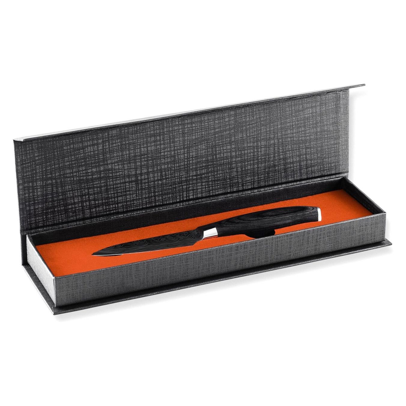 Нож для овощей Gipfel Barocco 9 см нож для овощей gipfel barocco 9 см