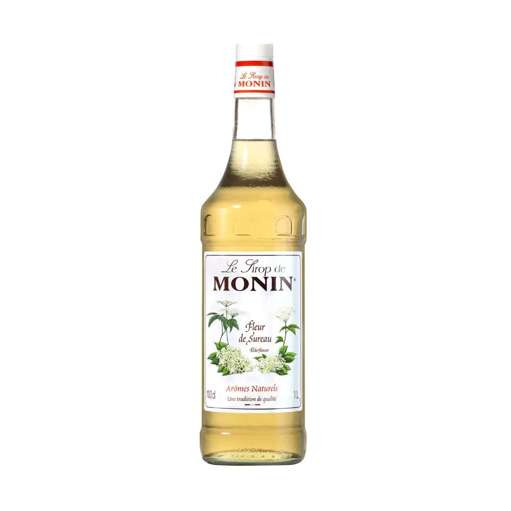 Сироп Monin черная бузина, 1 л