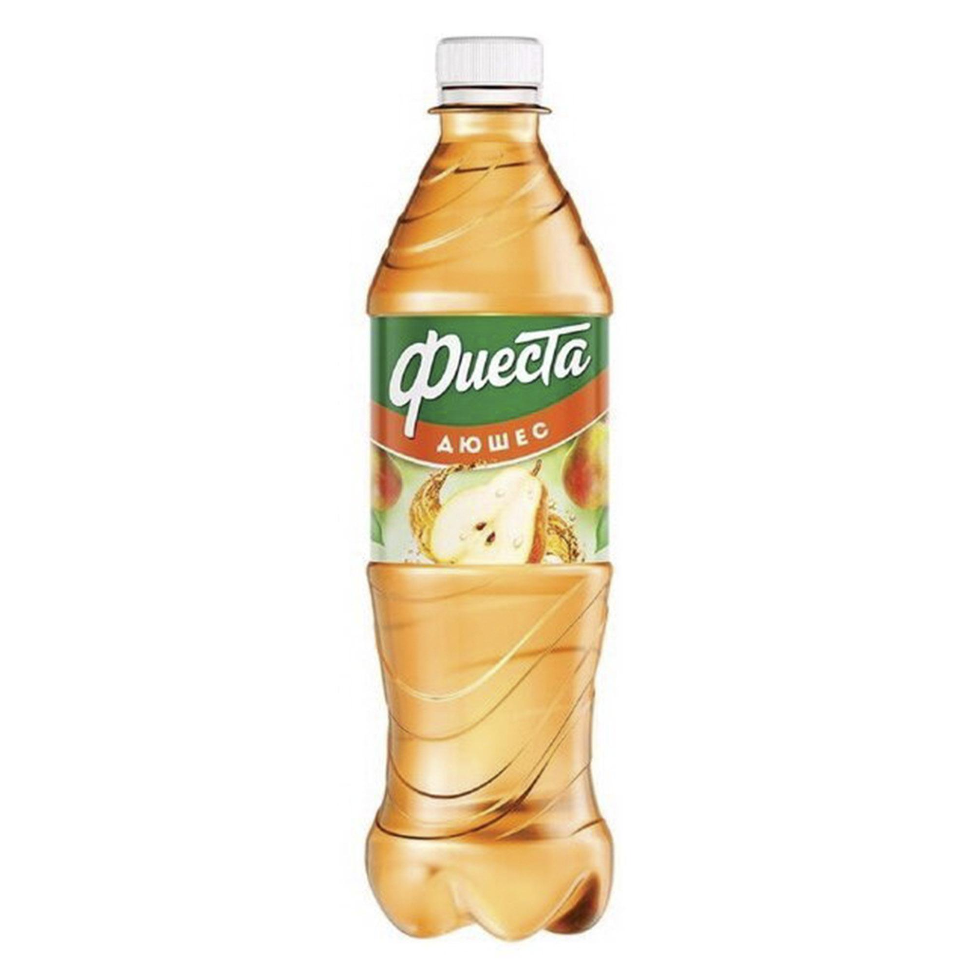 Напиток газированный Фиеста Дюшес 500 мл напиток газированный сладкий leo экстра ситро 500 мл