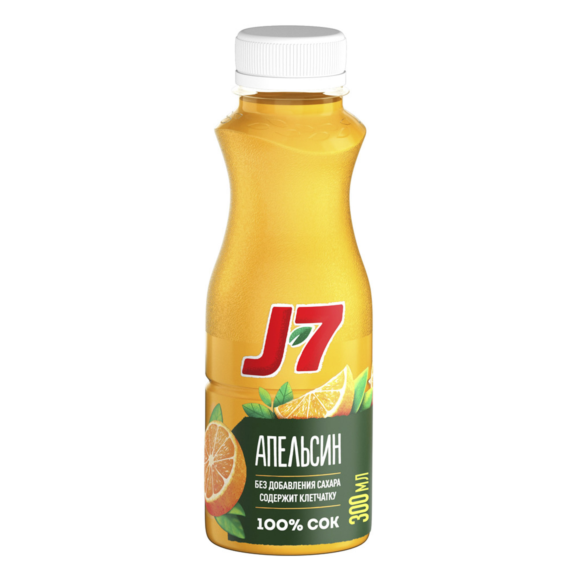 Фото - Сок J7 Апельсин с мякотью 300 мл сок томатный j7 тонус 900 мл