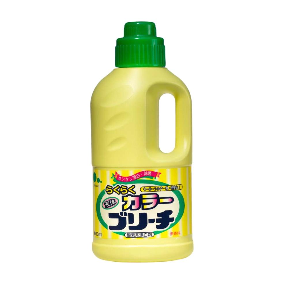 Отбеливатель Mitsuei для цветных тканей 1 л