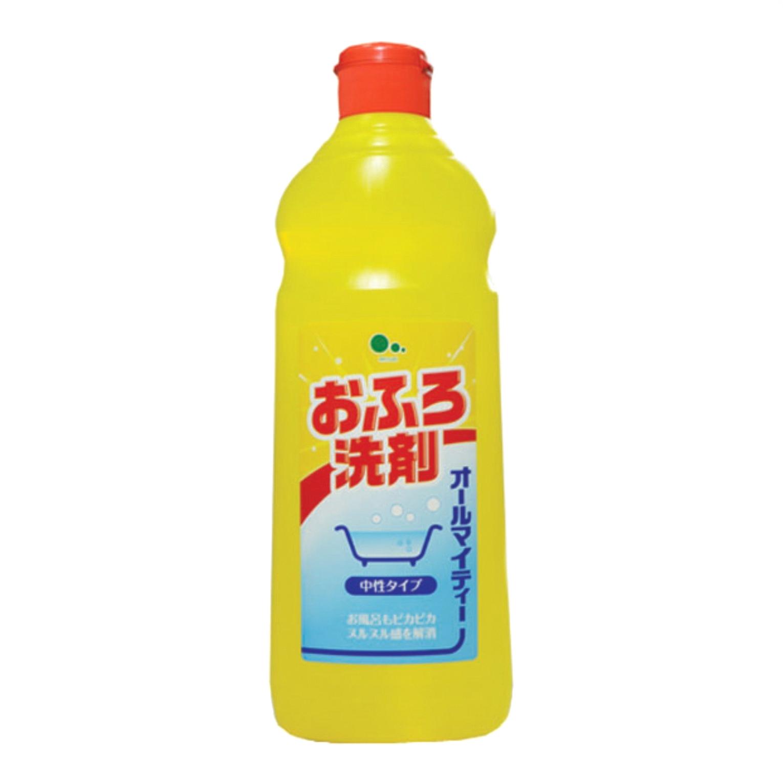 Чистящее средство для ванной комнаты Mitsuei с ароматом цитрусовых 500 мл