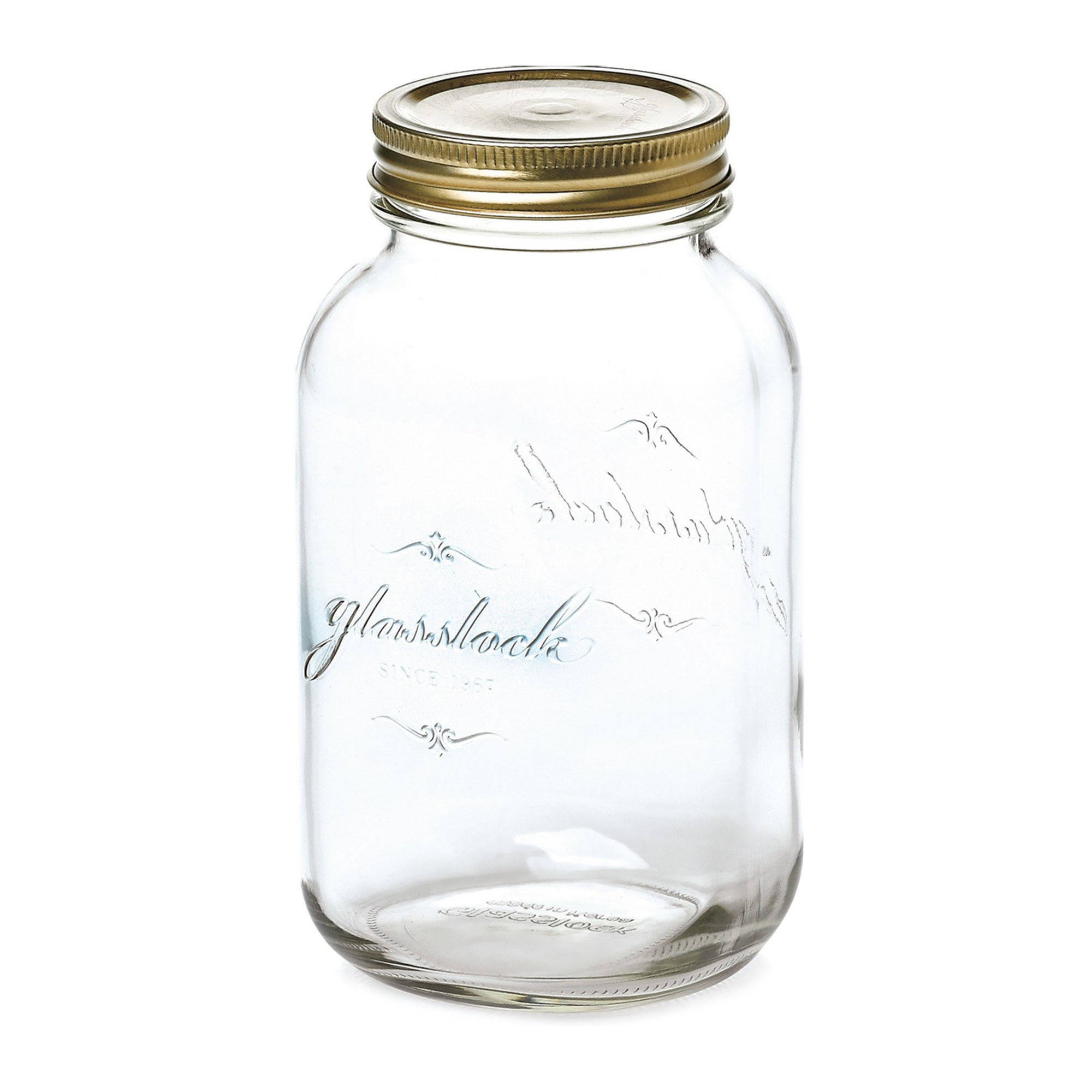 Фото - Банка для хранения Glasslock IP-626H 500 мл банка для хранения солений ягод варенья 4 л 16х13 5х29 см ip 636 glasslock