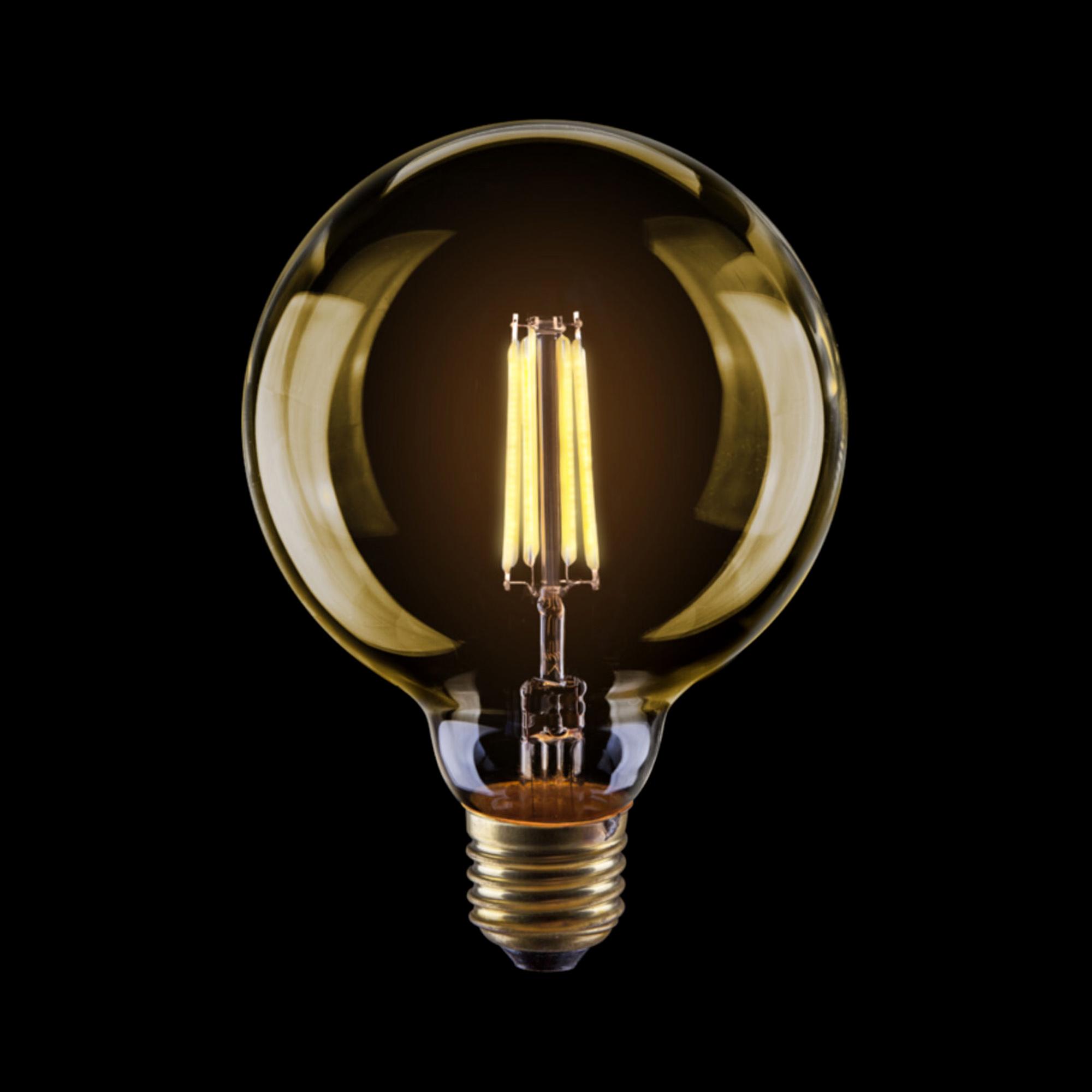 Фото - Лампочка Voltega Globe диммируемая Е27 4W 2800К лампочка voltega candel matt е27 6w 2800к