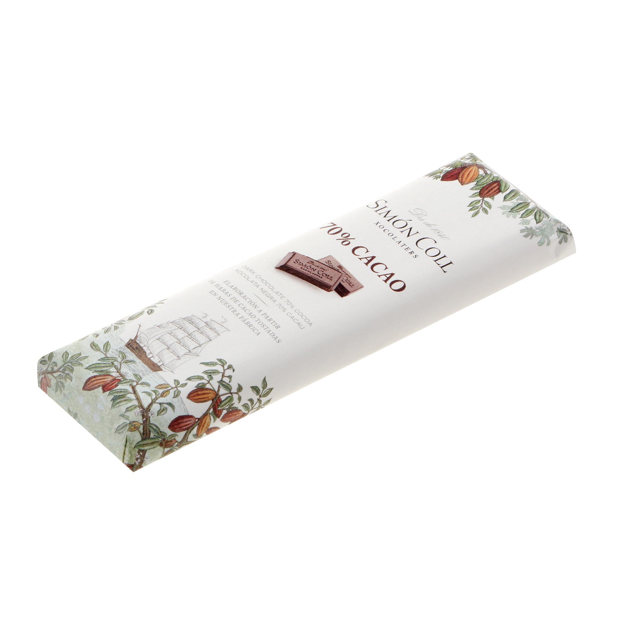 Шоколад Simon Coll 70% 25 г