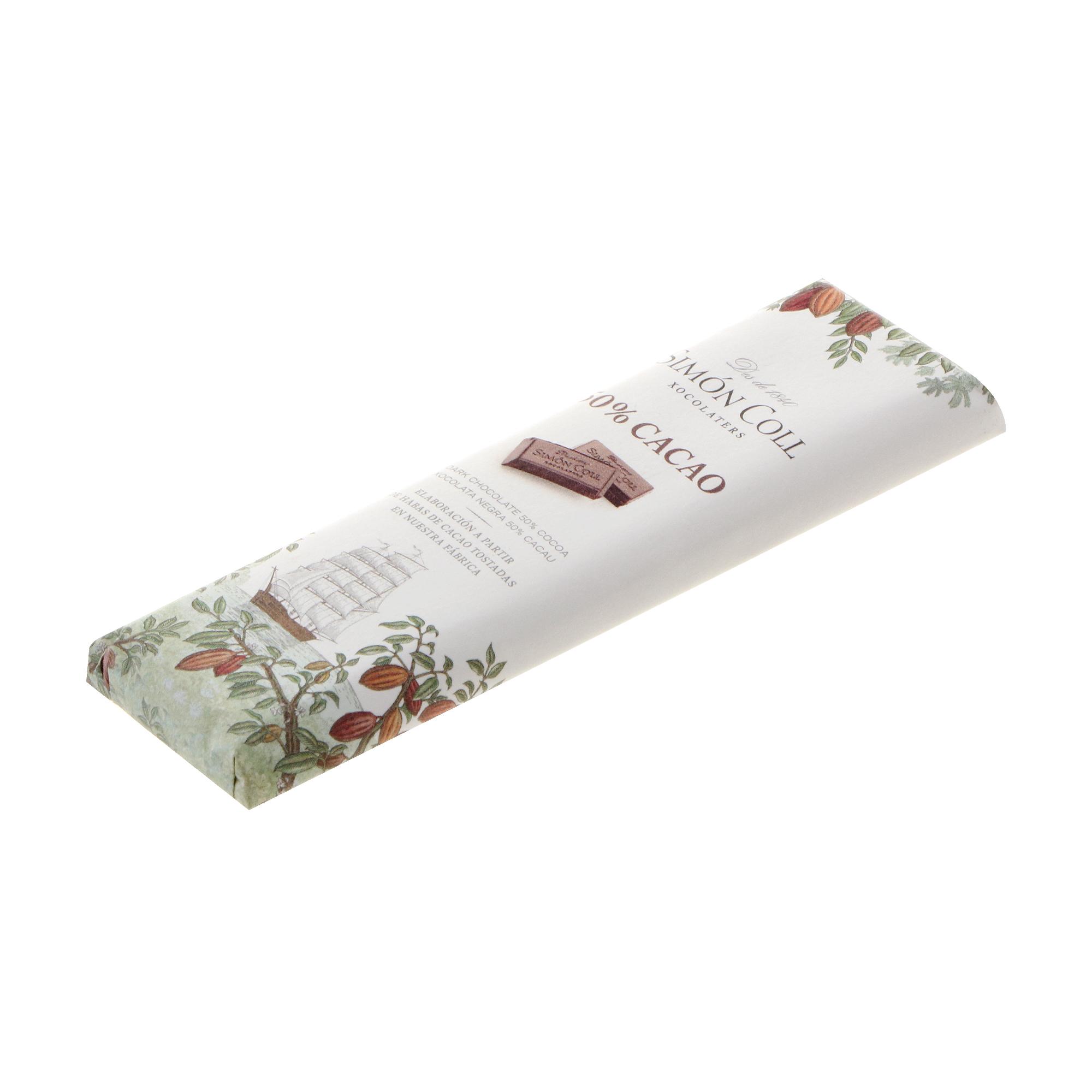 Шоколад Simon Coll 50% 25 г