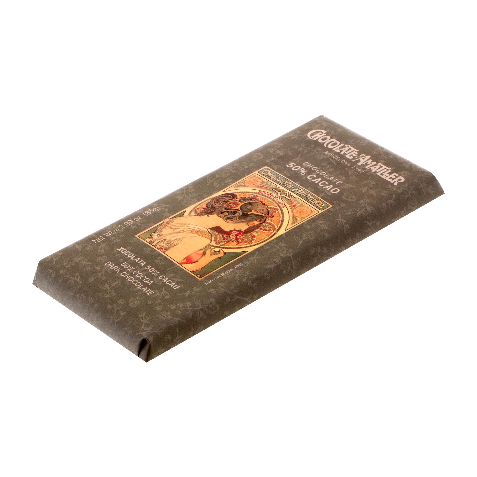 Шоколад Simon Coll Amatller 50% 85 г