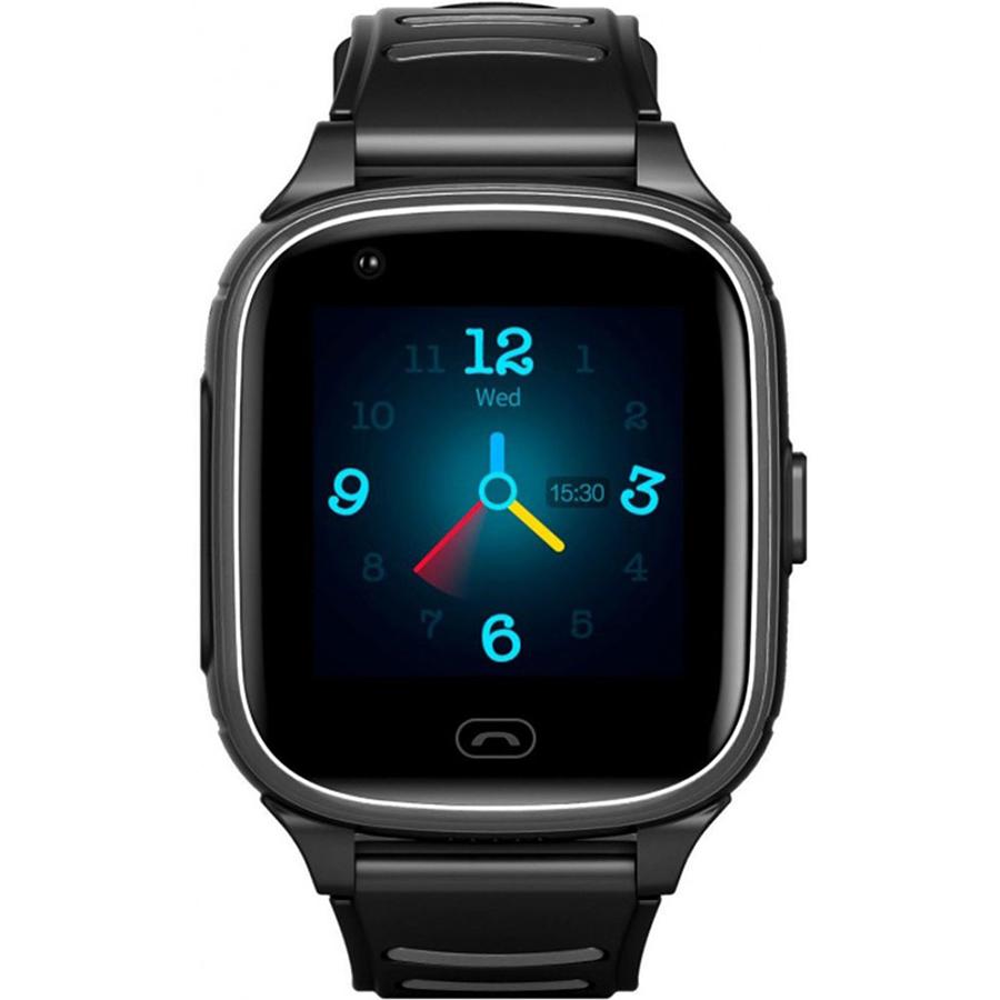 Фото - Детские умные часы Jet Kid VIsion 4G Black/Grey 147 свиданий как я искала себе пару и что из этого вышло