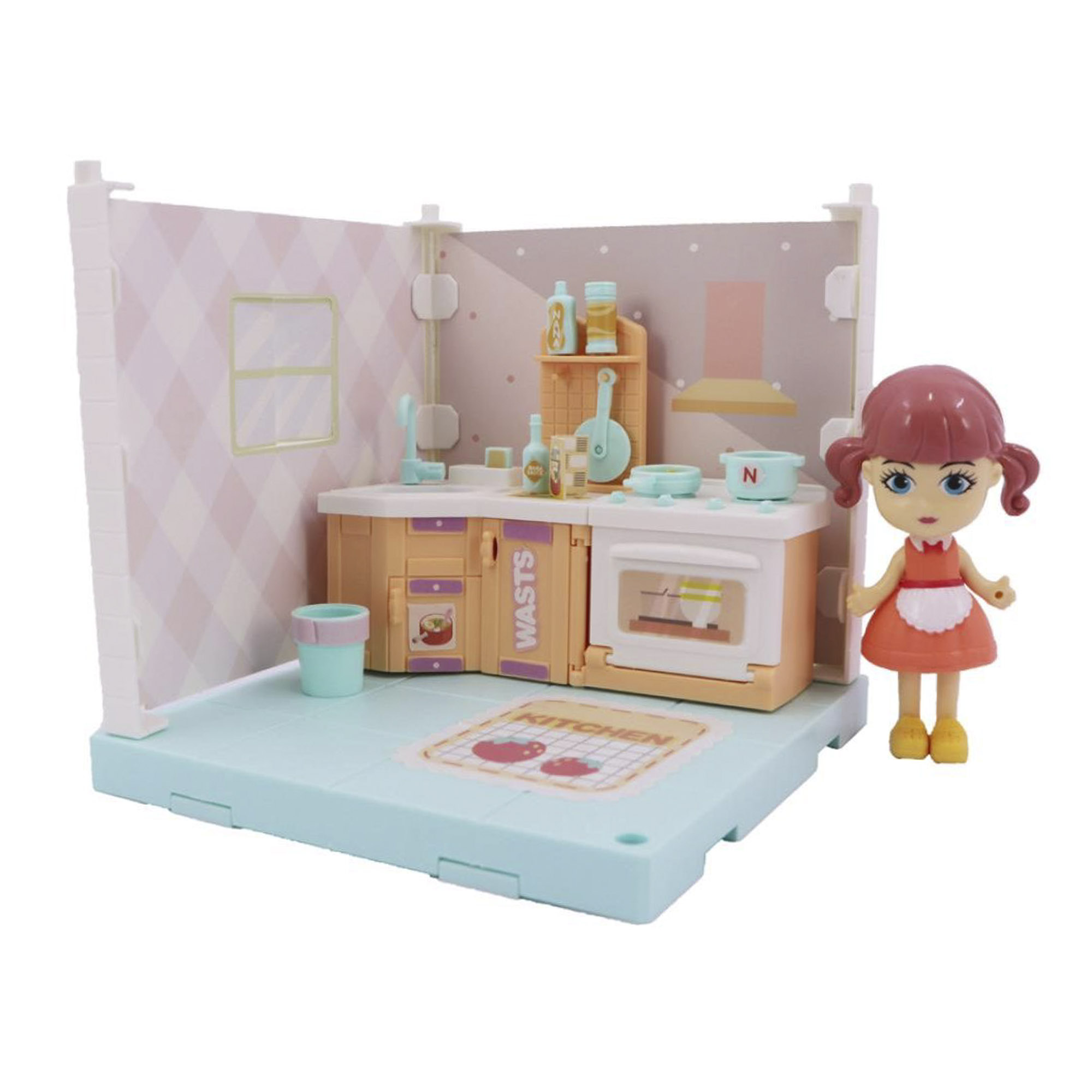 Игровой набор Funky Toys Милый уголок Кухня