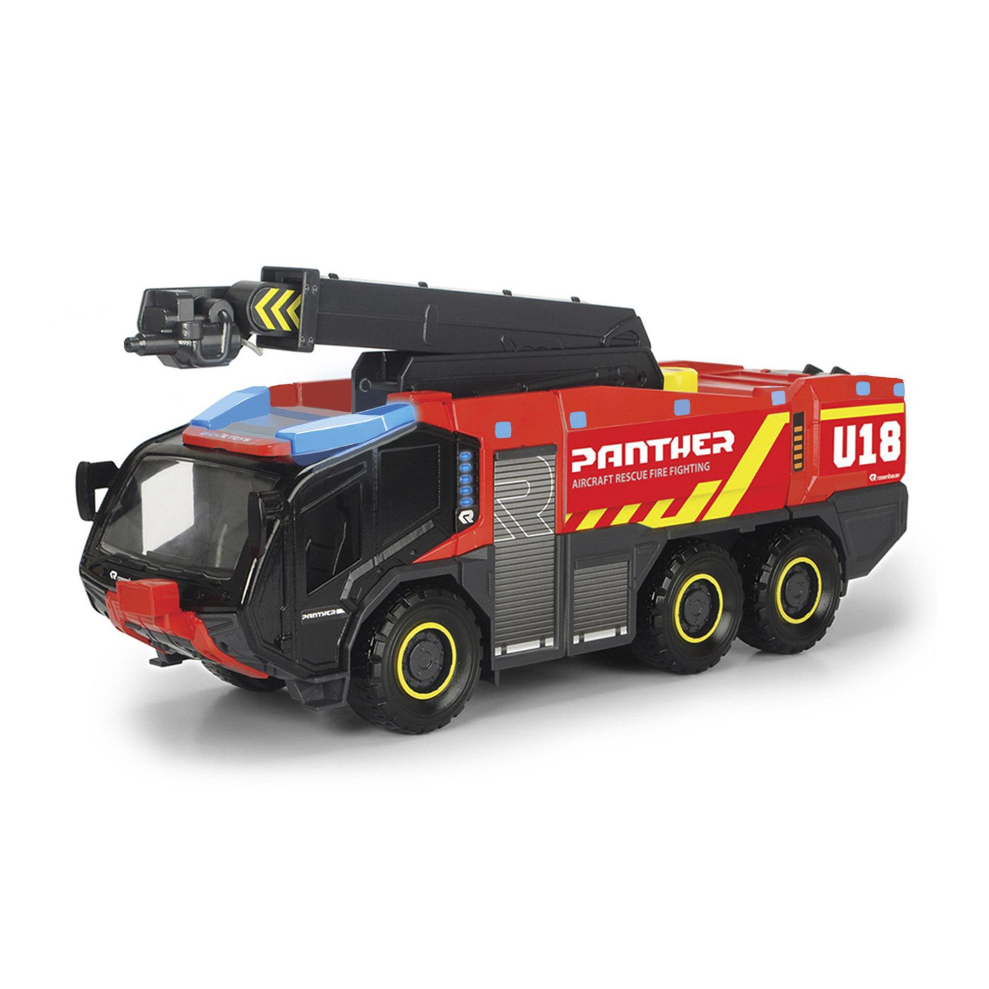 Машина Dickie пожарная аэродромная 62 см машина dickie ру пожарная 62 см
