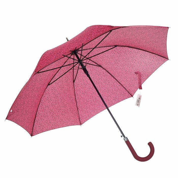 Зонт-трость Sima женский Колоски красный корона принца sima land с изумрудами