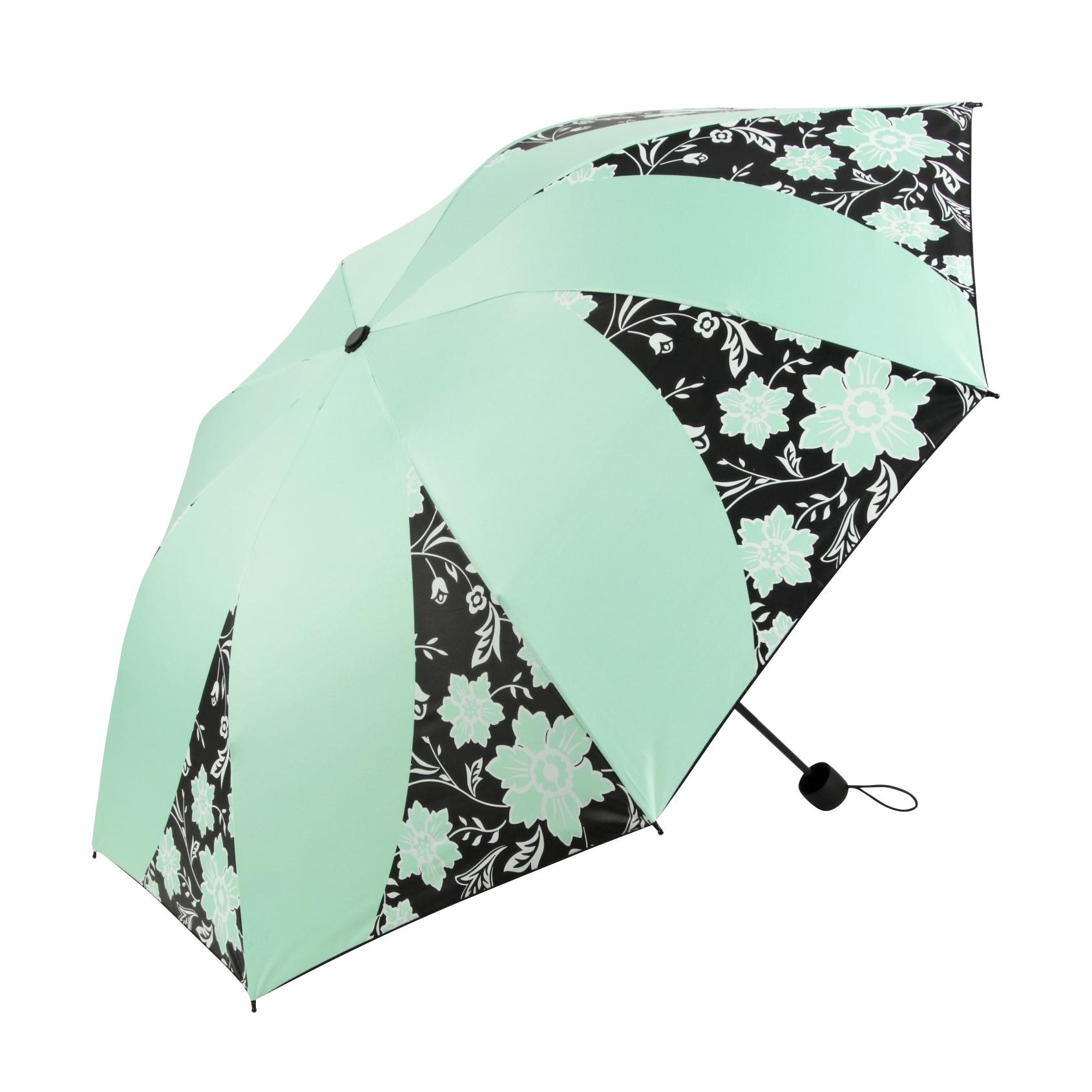 Зонт механический Sima женский Цветочный орнамент 3 сложения корона принца sima land с изумрудами