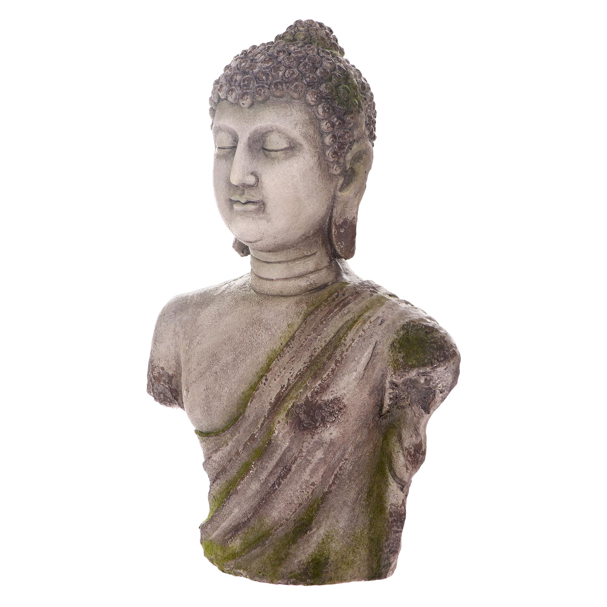 Фото - Фигура садовая декоративная Dingsheng Будда 47x25x70 см фигура садовая декоративная dingsheng будда 47x25x70 см