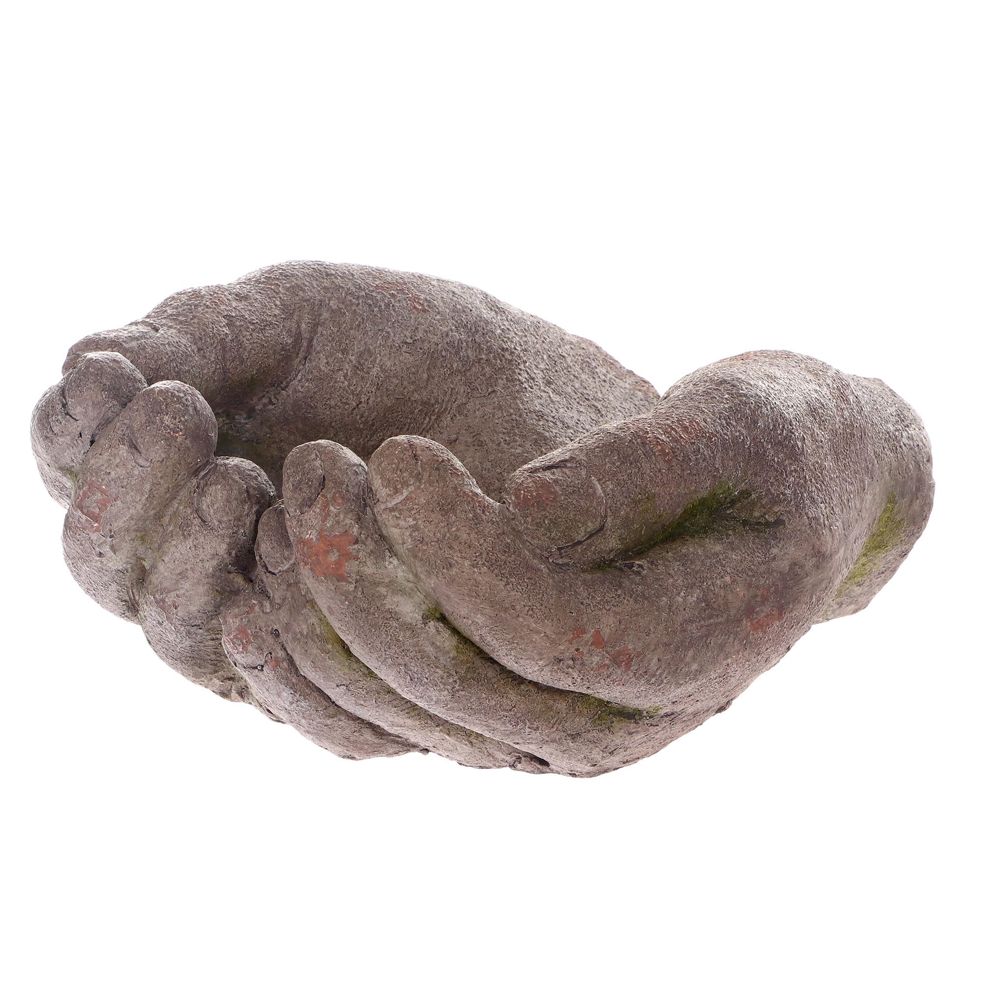 Фигура садовая Dingsheng декоративная Руки 27x27x14 см
