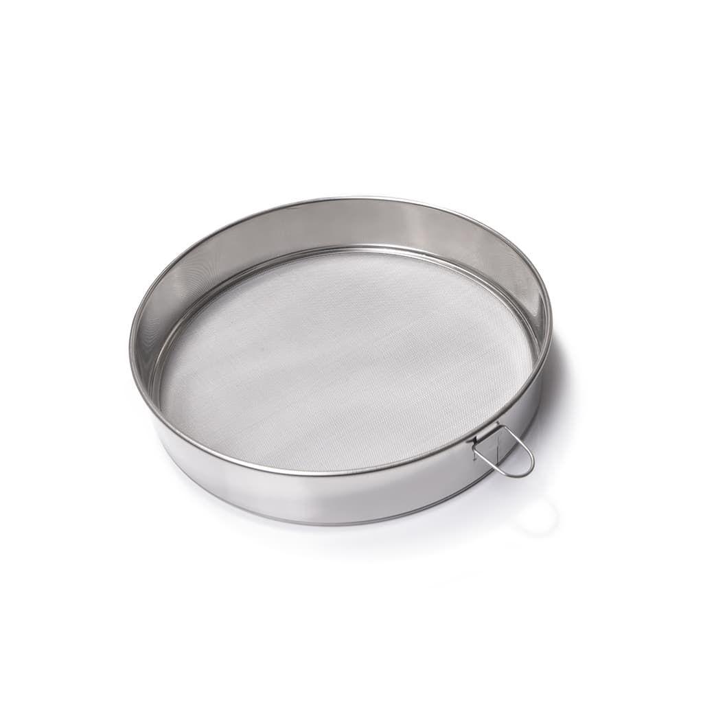 Сито для муки Fissman сталь нержавеющая 23х4 см regent сито для муки 94 4207 21 см стальной