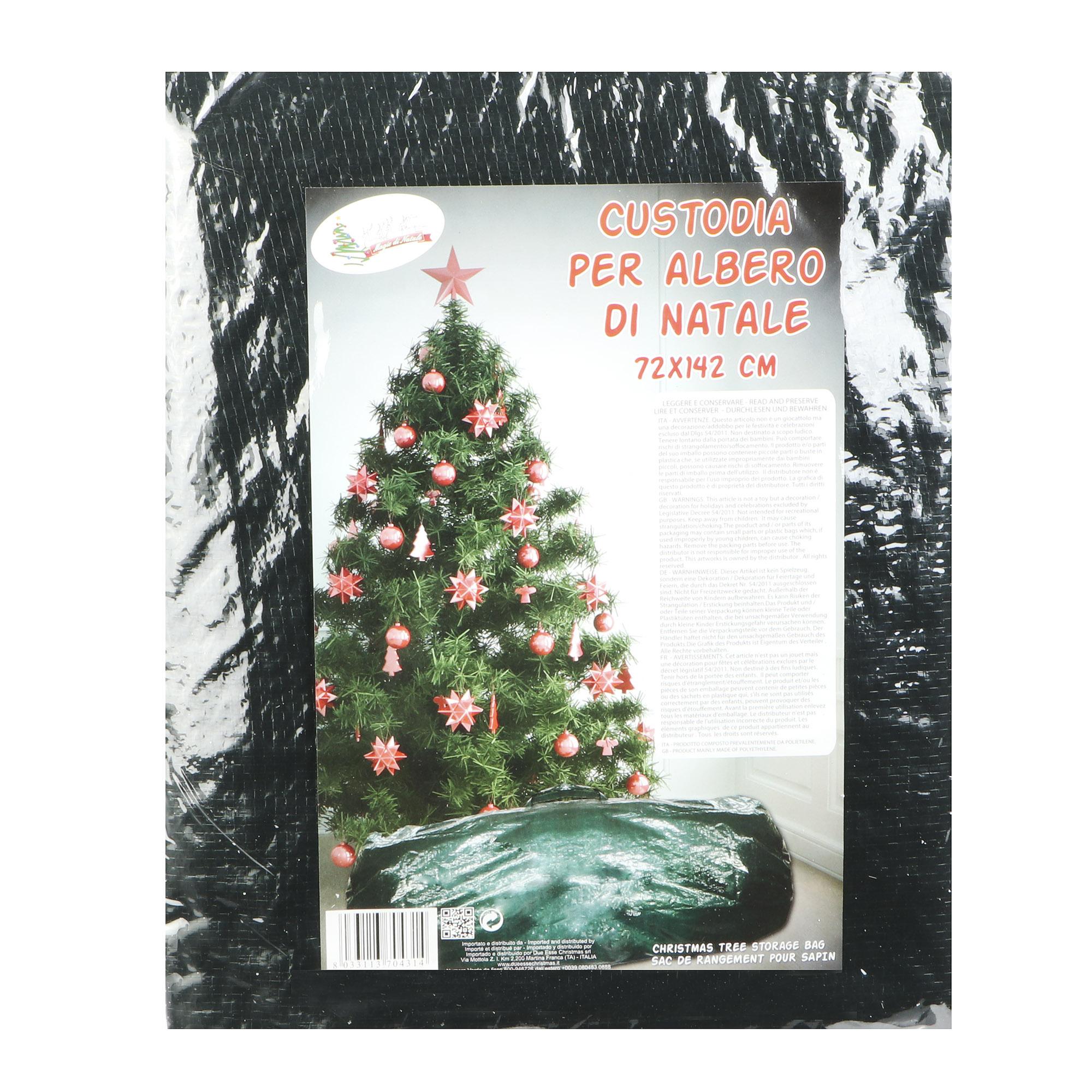 Упаковка для хранения елки Due Esse Christmas 72х142 см вешалка esse hg2 03