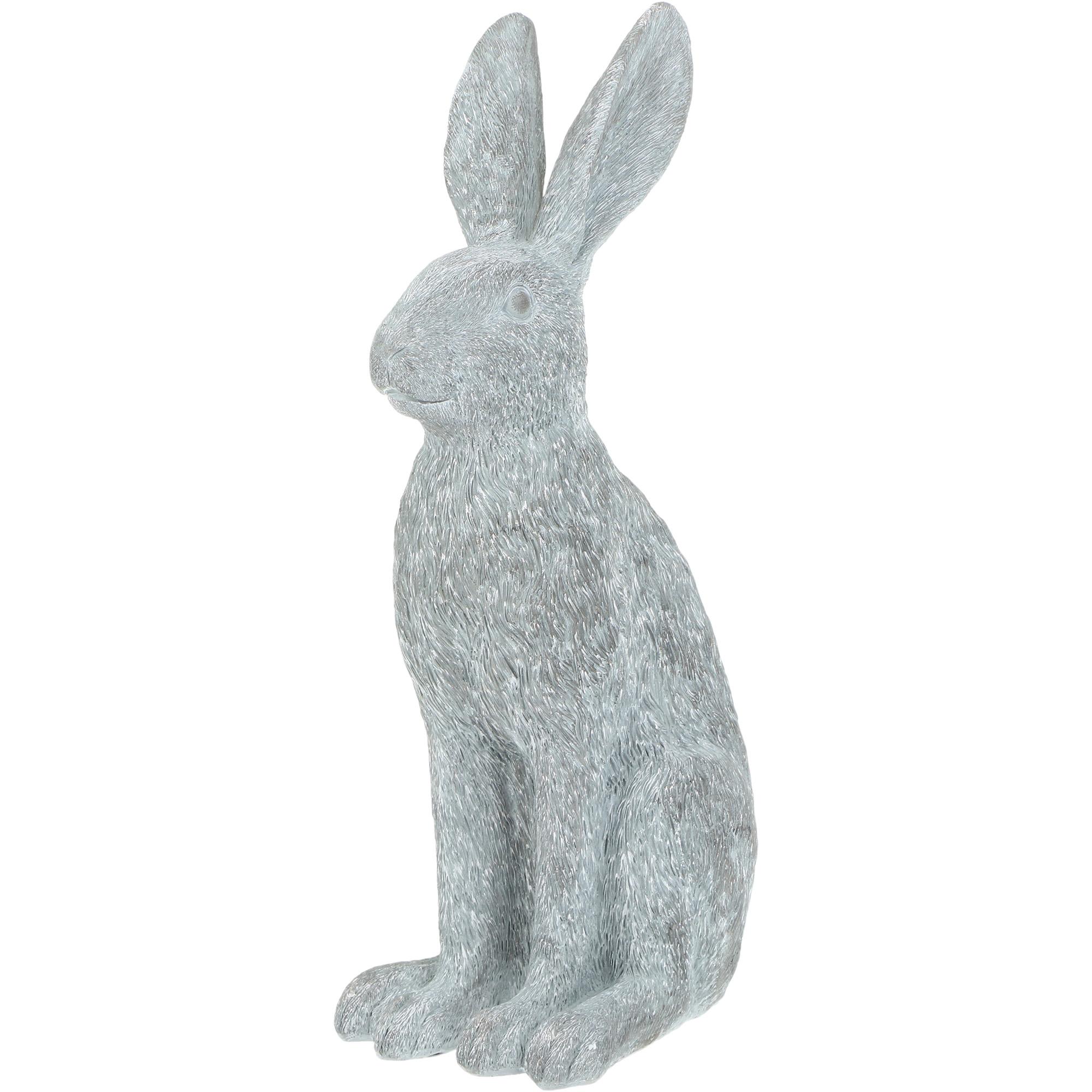Фигура садовая Teammann Заяц 36 см садовая фигура заяц с коромыслом h 35см
