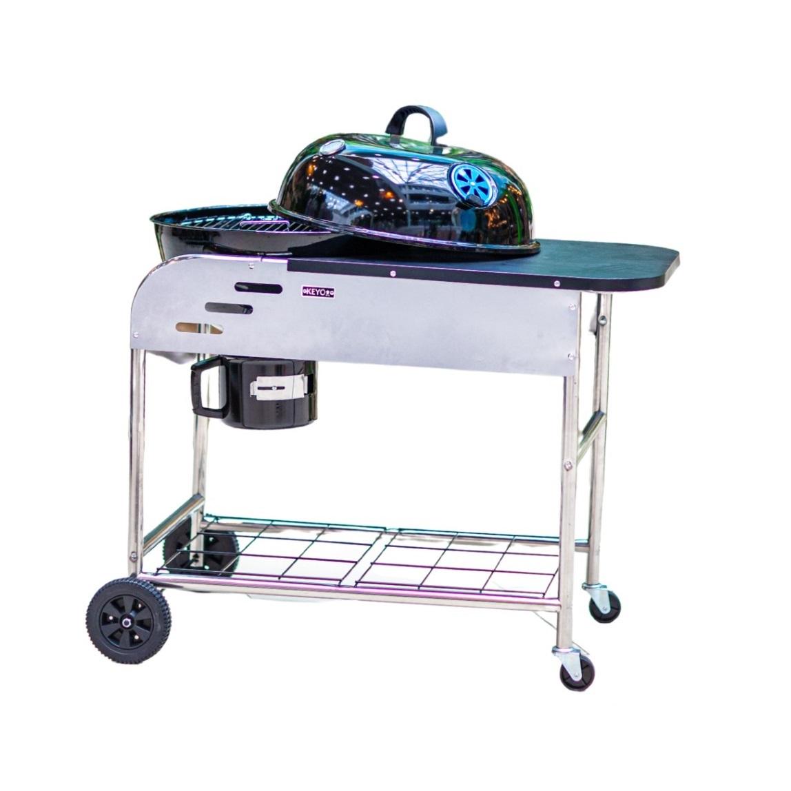 Гриль-стол Keyo 54перформер 111x69x116 см