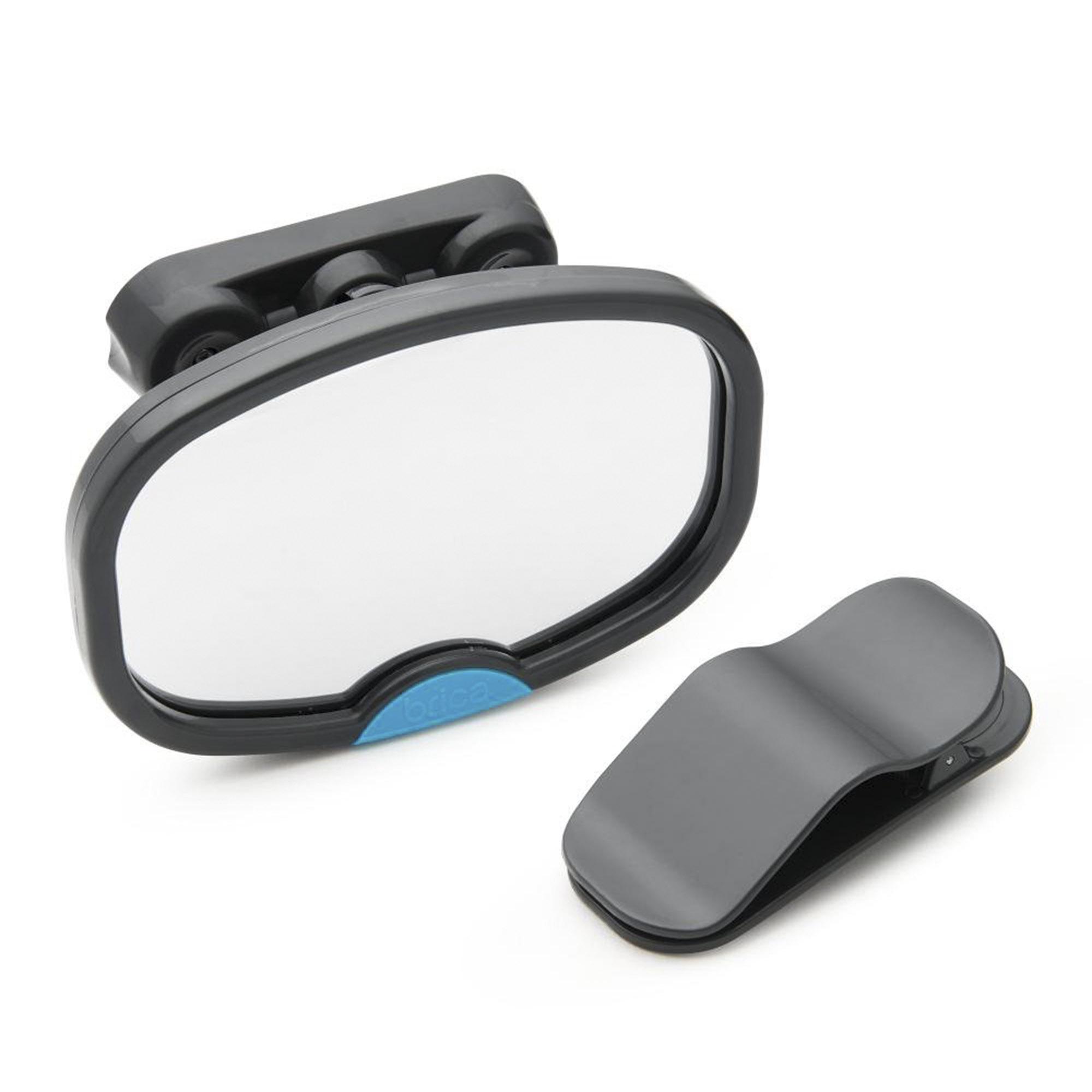 Зеркало контроля за ребёнком в автомобиле Brica Munchkin Dual Sigh Mirror аксессуары для автомобиля munchkin brica зеркало контроля за ребёнком в автомобиле baby in sight mega mirror