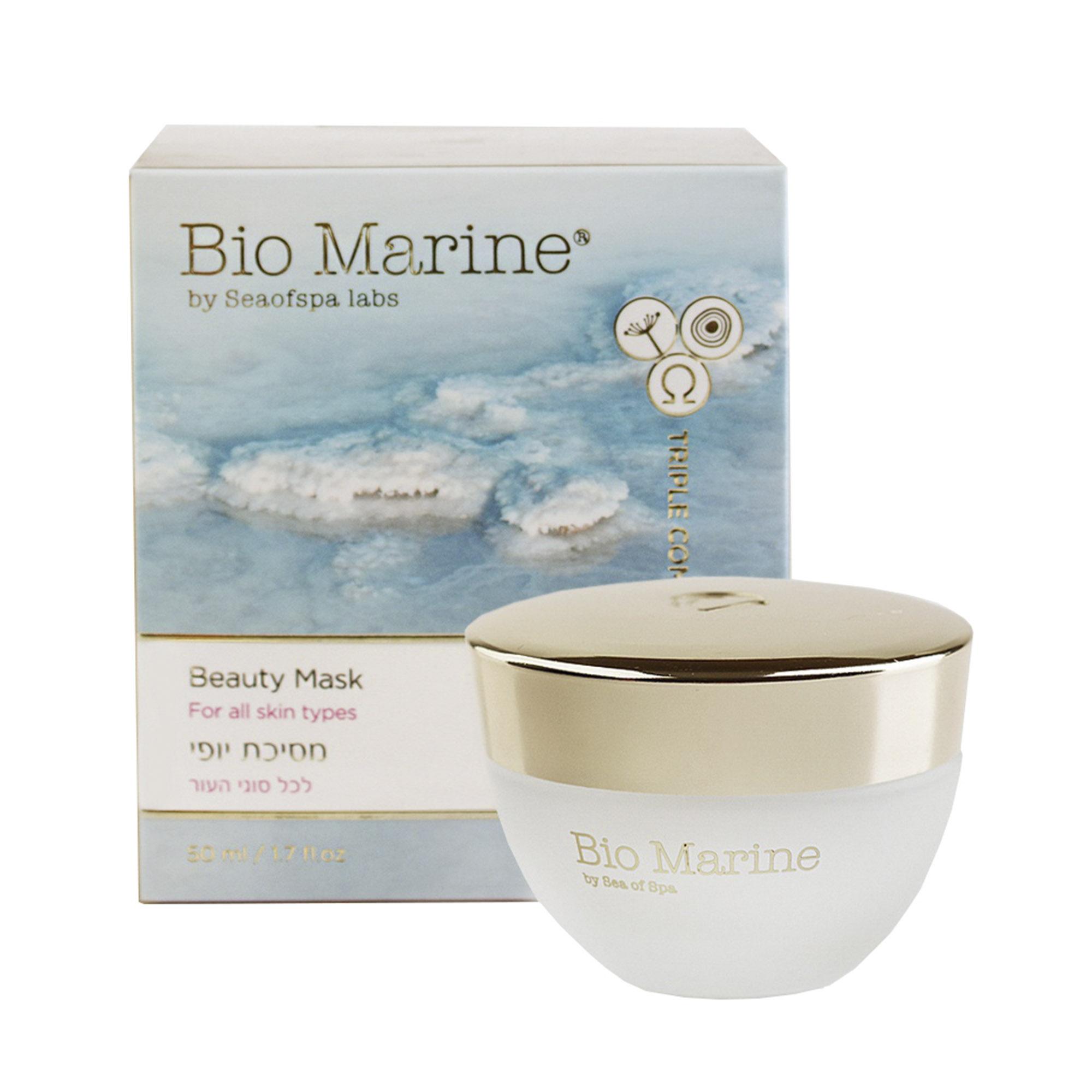 Успокаивающая маска Sea of Spa Bio Marine на основе минеральной грязи Мертвого моря 50 мл маска для лица sea of spa bio spa 150 мл 7290016846959