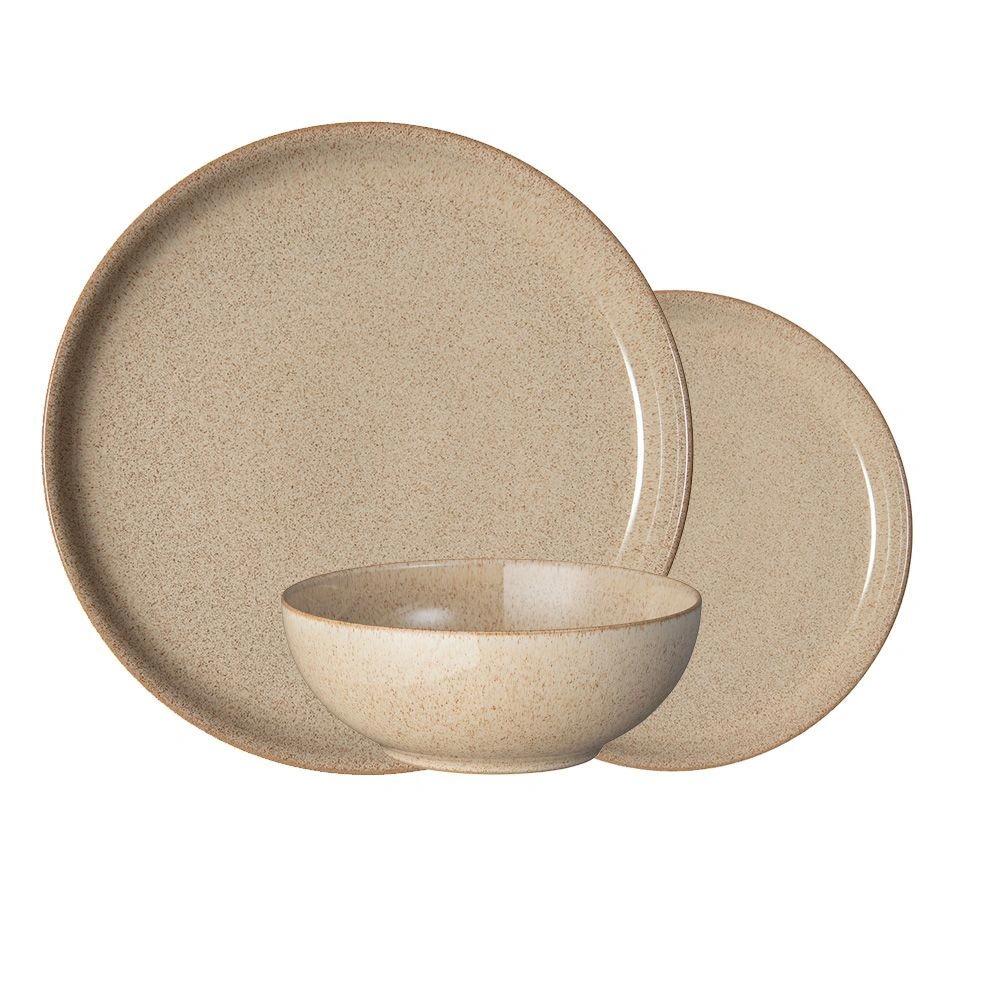 Фото - Набор столовый Denby Studio Craft 12 предметов чаша для риса denby studio craft 13 см