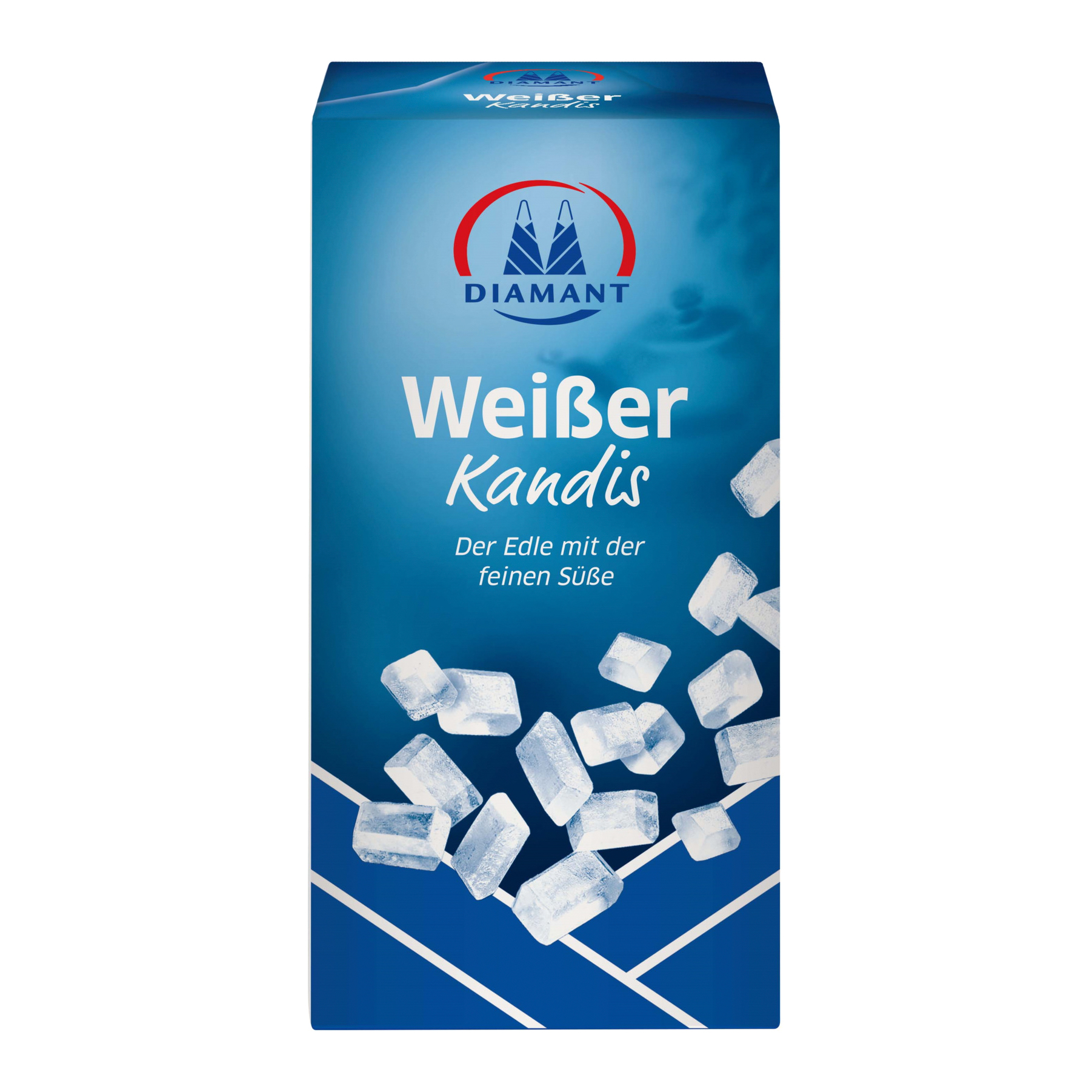 Фото - Сахар Diamant леденцовый кусковой белый 600 г сахар темный dansukker кусковой 500 г