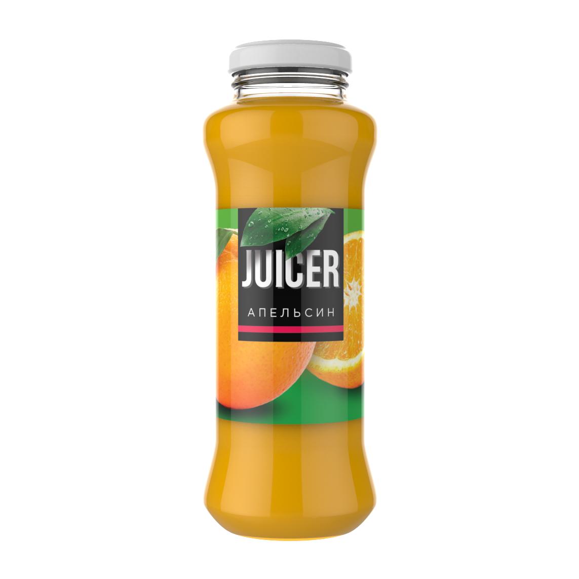 Сок Juicer Апельсиновый 250 мл