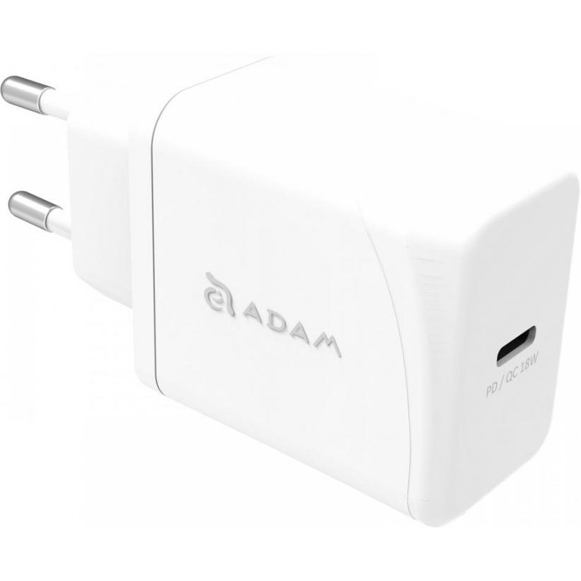 Фото - Зарядное устройство Adam Elements OMNIA F1 USB Type-C зарядное