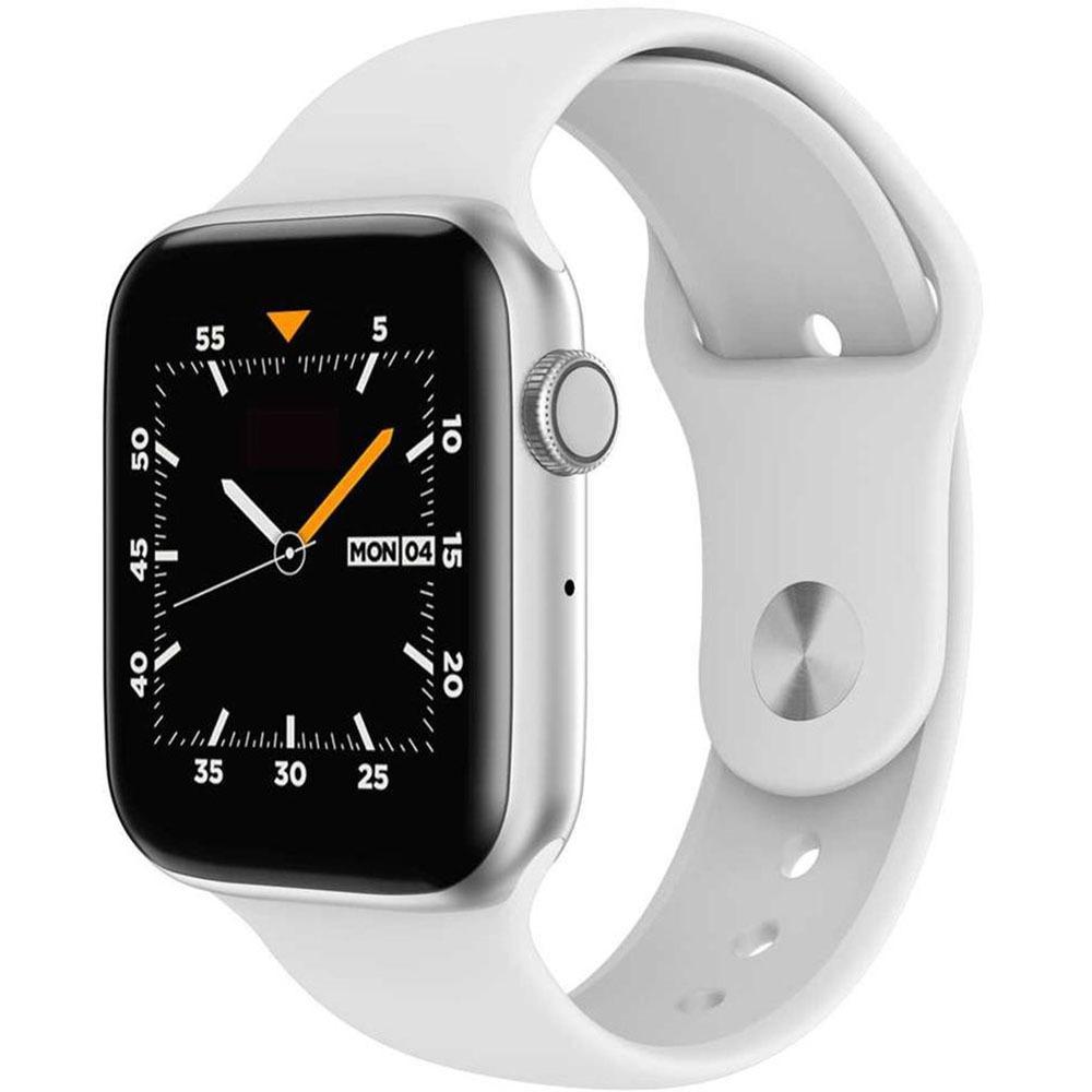 Фото - Смарт-часы Jet Sport SW-4C серебристый звонок feron 23604