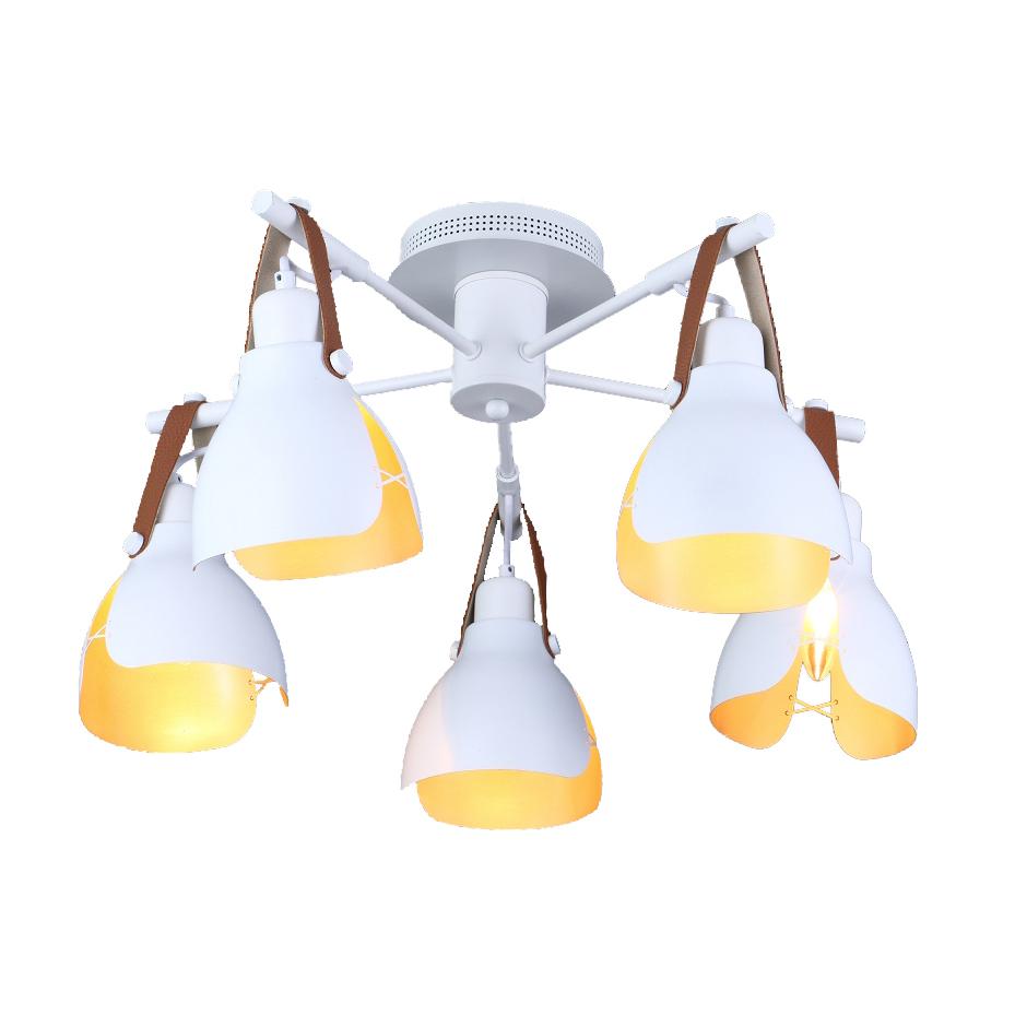 Люстра потолочная J-light LORRY 2362/5C E14*5*60W белый/бронза/белый люстра потолочная j light genry 1275 5c e14 5 60w кофе золото белый